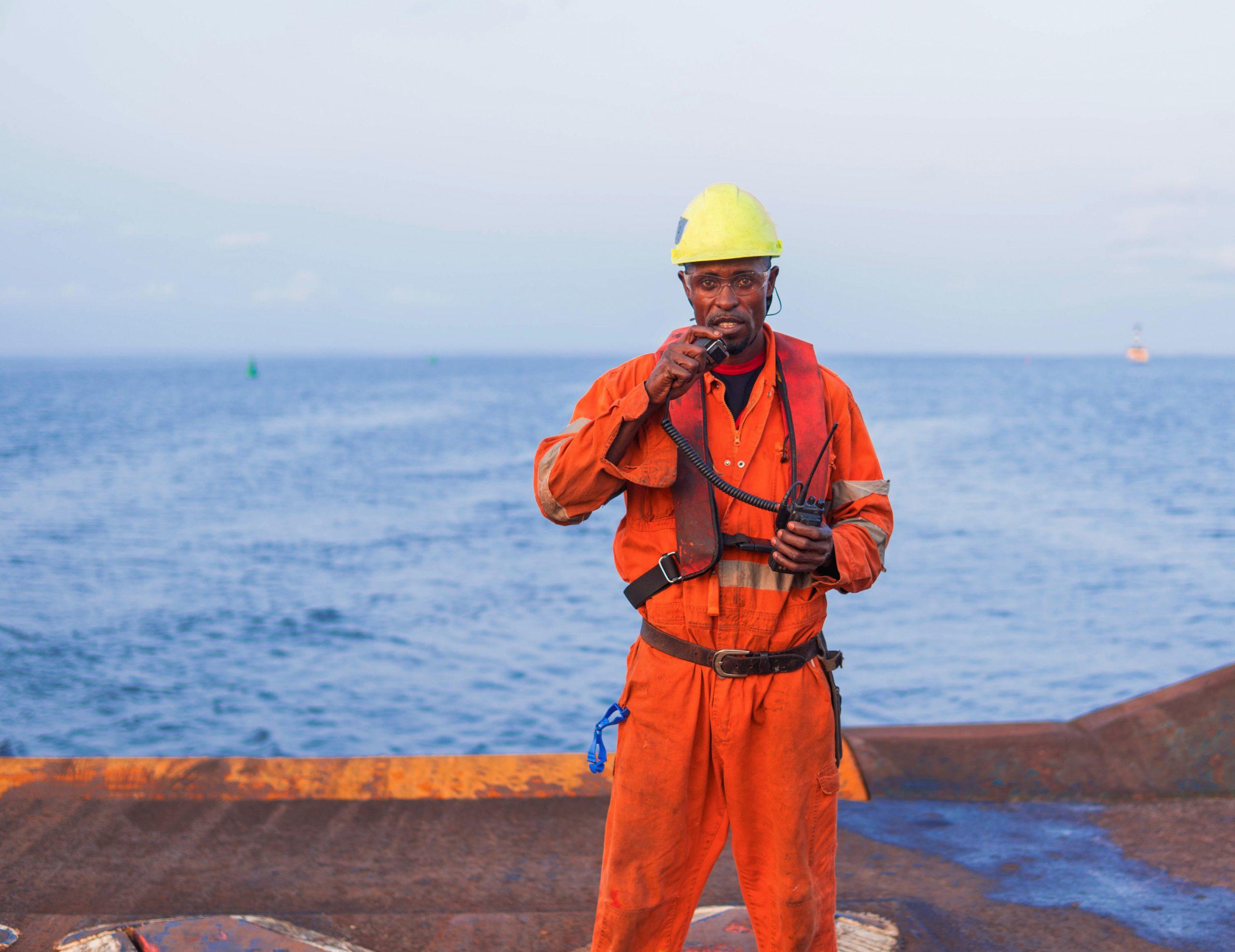 Tamrose Offshore Crew