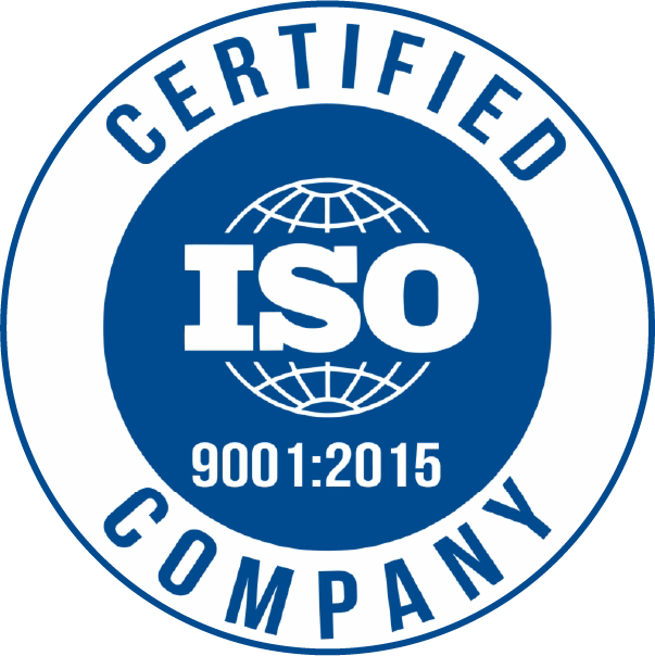 Tamrose is a ISO 9001:2015 Certified Company